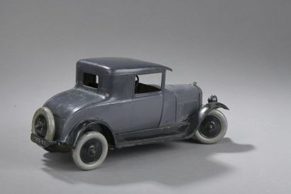 CITROEN Coupé C4 Bleu pâle 1931 - échelle...
