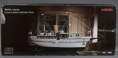 MARKLIN Bateau Jolanda - Mécanique - n°16064...