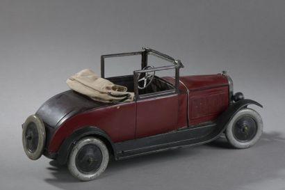 CITROEN Cabriolet Bordeaux C6 1932 - échelle...