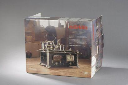 MARKLIN Cuisine métal - n°1601 + boite  Dim....