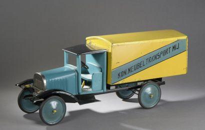 CEBASO Camion Kon meubel Transport avec sa...