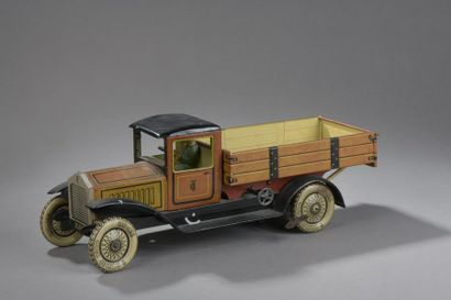 TCO GERMANY Camion Benne n°10962  Dim. 16x43...