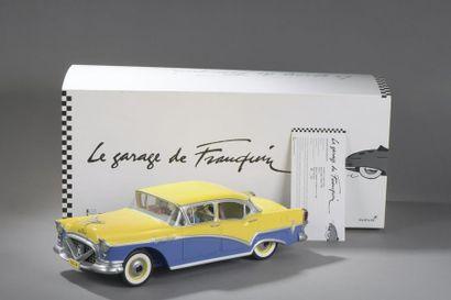 AROUTCHEFF Michel - La Quick Super 1955 Spirou...