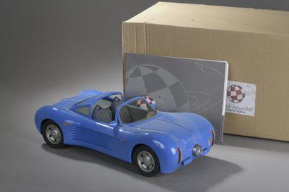 AROUTCHEFF Michel - Turbo 3000 Spirou et...