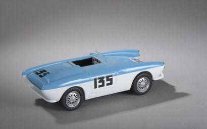AROUTCHEFF Michel - Automobile Course NARVAL Tif&Tondu n°096/444  Long. 35,5 cm