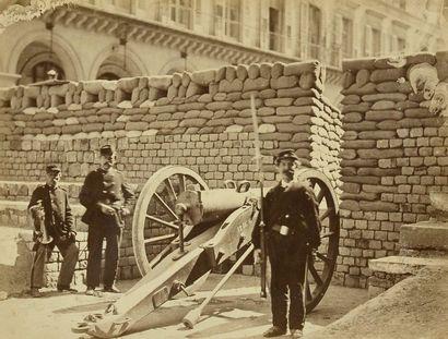 Commune de Paris, 1870-1871.  - Liébert -...