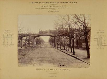 Albert Broise  Syndicat du Chemin de Fer...
