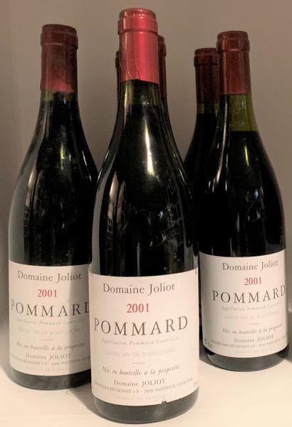10 bottles of POMMARD 2001 from Domaine ...