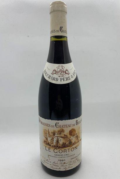 1 bottle of CORTON GRAND CRU Le Corton 1991...