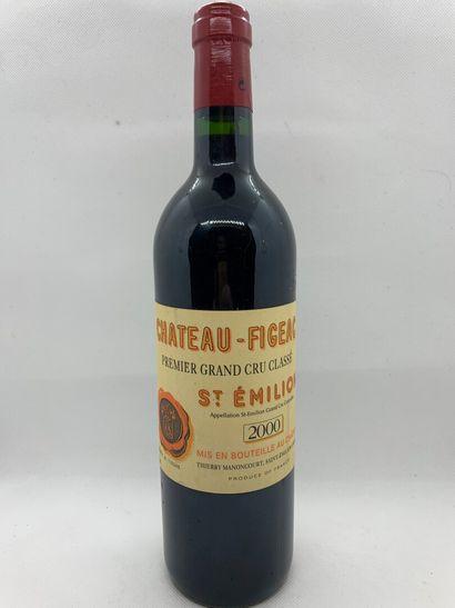 1 bouteille de Château FIGEAC, Premier Grand...