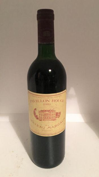 1 bouteille de Pavillon Rouge du Château...