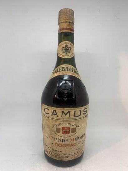 1 bouteille de COGNAC Camus Celebration La...