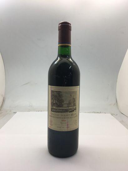 1 bouteille de Château DUHART-MILON Grand...