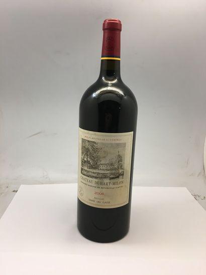 1 magnum de Château DUHART-MILON Grand Cru...