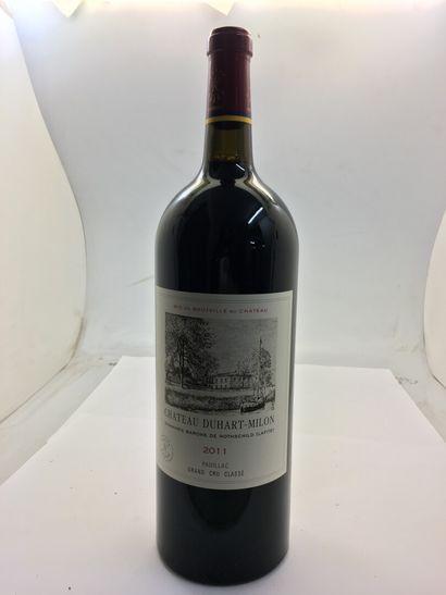 1 magnum de Château DUHART-MILON Grand Cru Classé Pauillac 2011