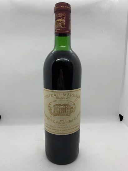 1 bouteille de Château MARGAUX Premier Grand...