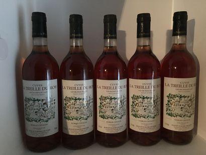 11 bottles of VIN DE PAYS DU LOT Cuvée La Treille du Roi de Jean et Claude Couture,...