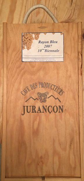 2 bouteilles de JURANCON Prestige de l'Automne...