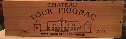 1 magnum de Château TOUR PRIGNAC Médoc 1999...
