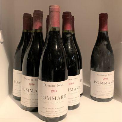 9 bottles of POMMARD from Domaine Joliot...