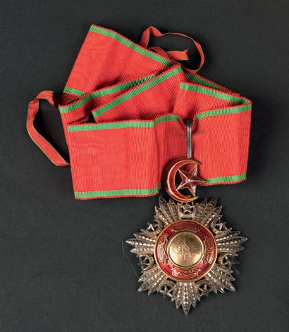 Neck Medal of the Order of the Medjidié of...