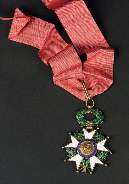 Cross of commander of the Legion of Honour...