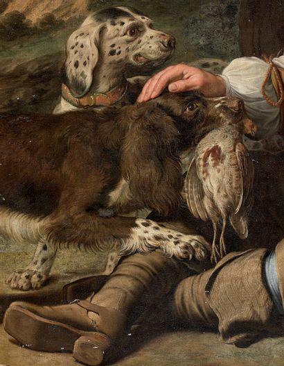 Jean DARET et Nicasius BERNAERTS (Bruxelles 1614-Aix-en-Provence 1668) et (Anvers...