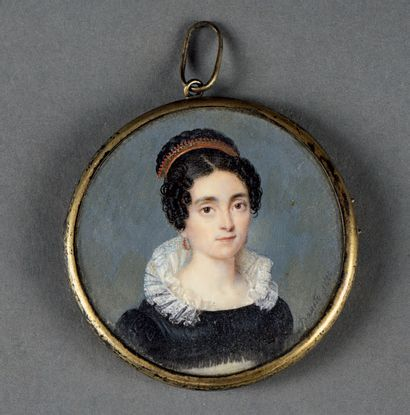 PIERRE-EDOUARD DAGOTY (1775-1871)
