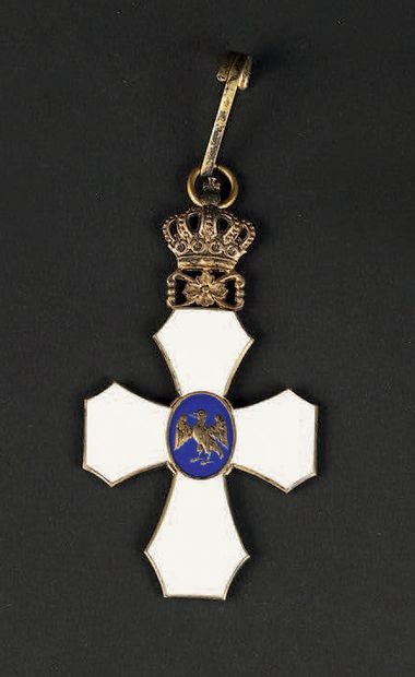 Cross of Grand Knight of the Order of the...