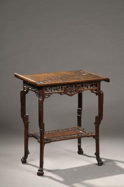 Gabriel VIARDOT (1830-1906)  Table d'appoint...