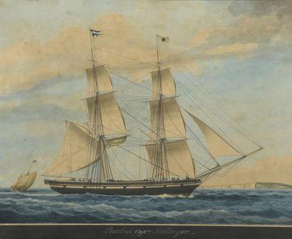 Louis MONTARDIER (1793-1860)  Portrait de...