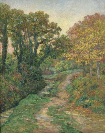 Ernest PONTHIER DE CHAMAILLARD  (1862-1931)...