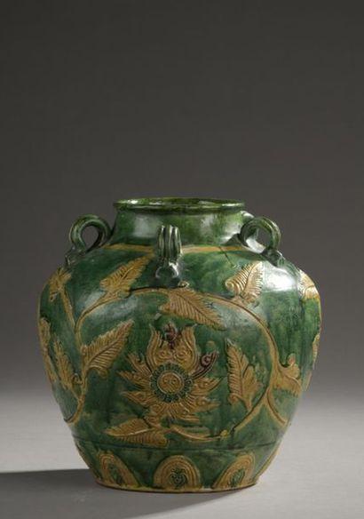CHINE - Époque MING (1368-1644),  XVIe siècle...
