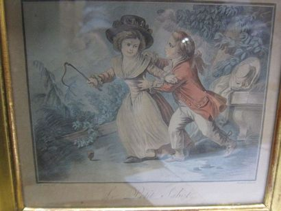 Louis Marin BONNET,  d'après Jean-Baptiste...