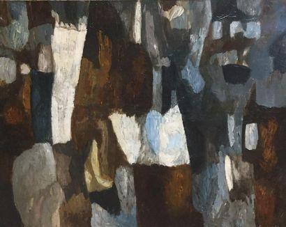 Francesco GARCIA VILELLA (1922-2001)  Composition...