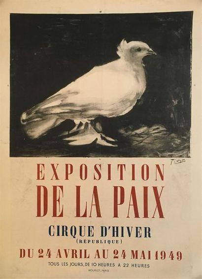 d'après Pablo PICASSO (1881-1973)  Exposition...