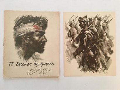SIM - José Luis Rey VILA (1900 - 1983)  12...