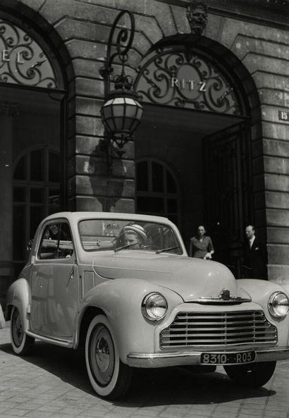 Robert Doisneau (1912-1994)  Publicité pour...