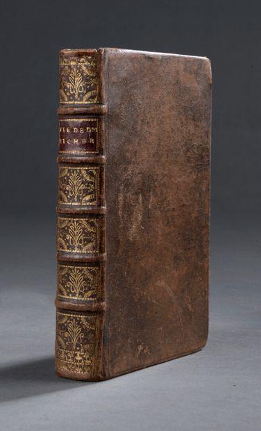 BAILLET, Adrien - La Vie d'Edmond Richer,...