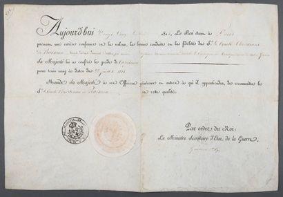 GOUVION-SAINT-CYR Laurent, marquis de [Toul,...