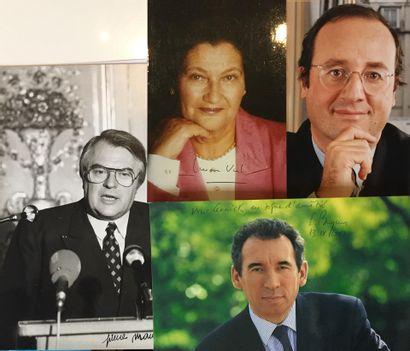 POLITIQUES DE LA Ve RÉPUBLIQUE.  Ensemble...