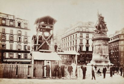 Durandelle - Chevojon et divers  Paris, c....
