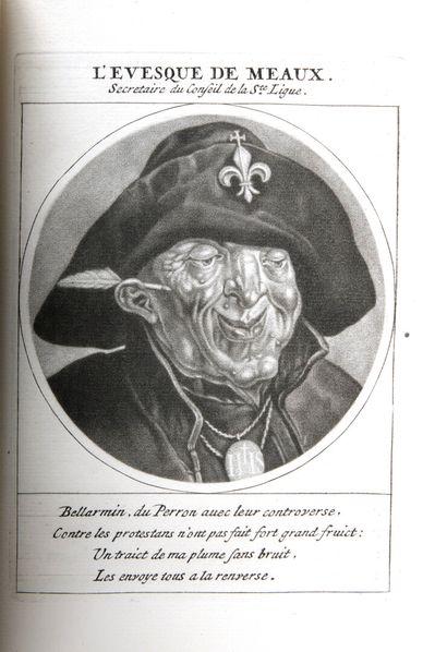 DUSART, Cornélis - Les Héros de la Ligue...