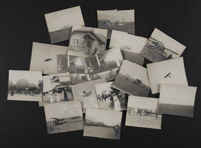 Attr. à Lucien LOTH (1885-1978)  Semaines...