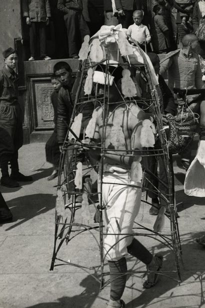 Henri Cartier-Bresson (1908-2004)  Chine,...