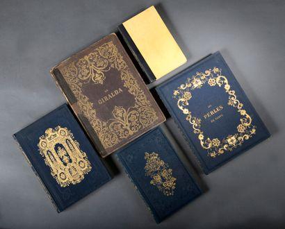 [KEEPSAKE] - L'Eclair. Souvenirs de littérature...