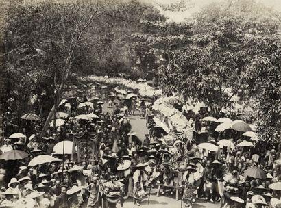 Dubosc et divers  Indochine (Vietnam-Cambodge),...