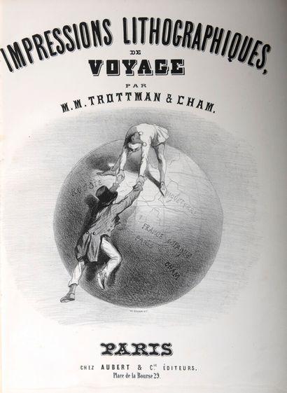 TROTTMAN & CHAM - Impressions lithographiques...