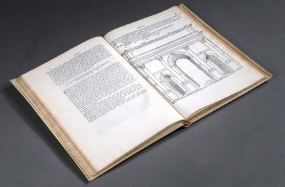 MARLIANI, Bartolomeo - Urbis Romae topographia...