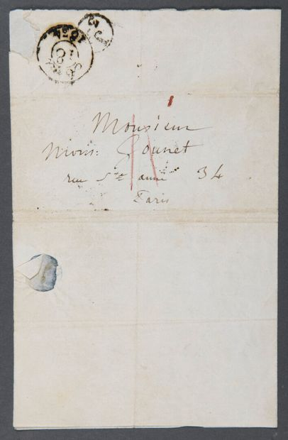 BERLIOZ Hector [La Côte-Saint-André, 1803...